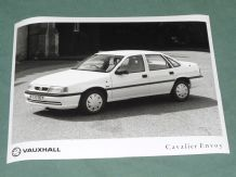 "VAUXHALL Cavalier Envoy  factory issued 8x6"" press photo"